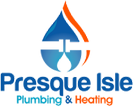 Presque Isle Plumbing & Heating Logo